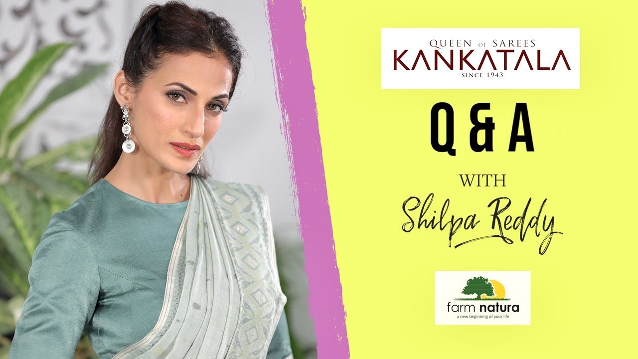 Kankatala Q&A with Shilpa | Ep 2 | Sustainable Living with Shilpa Reddy - Farm Natura