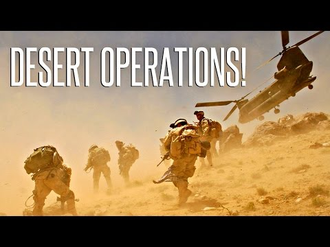 DESERT OPERATIONS! - ArmA 3 Operation