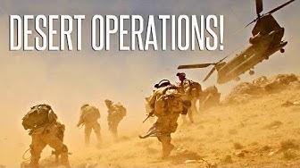 DESERT OPERATIONS! - ArmA 3 Operation