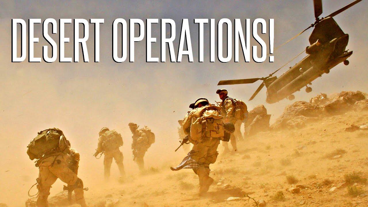 Deserrt Operations