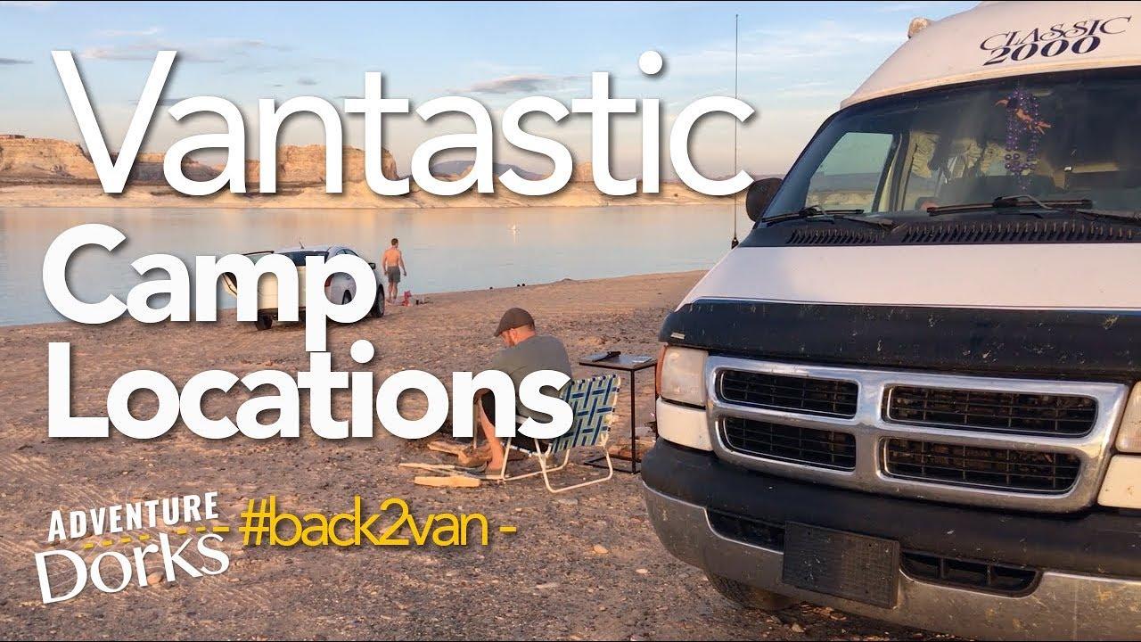 Van Life From Arizona To Utah Back2Van