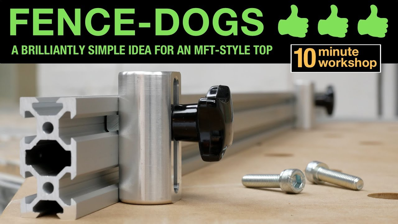 Festool MFT dog