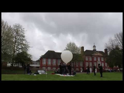 RHS Space Balloon Project  Aether I