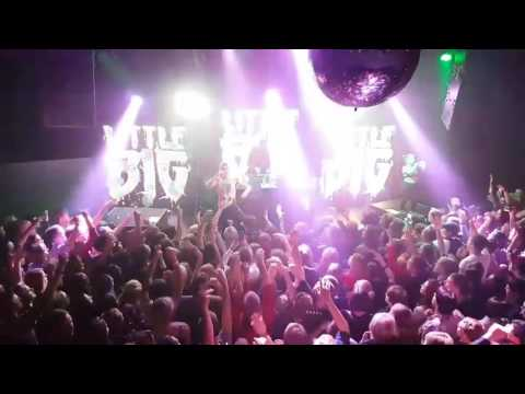 LITTLE BIG Live in TALLINN FULL CONCERT 12 10 2016 CatHouse SECRET PLAVE EVENTS
