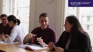 Language school Kaplan Edinburgh