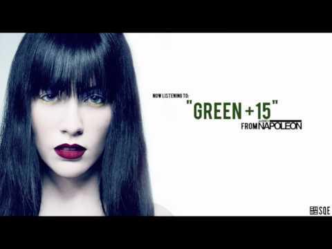 Audrey Napoleon - Green +15 (Official Audio)