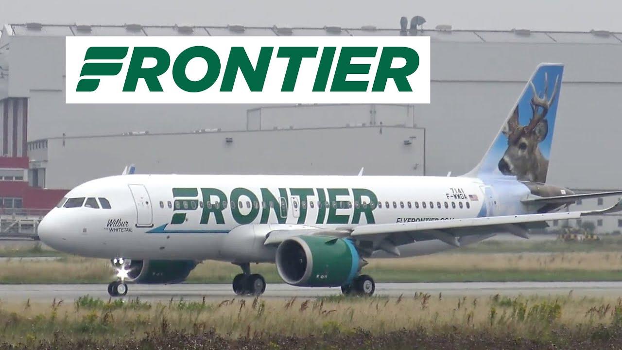 Resultado de imagen para Frontier A320neo