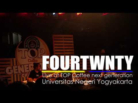 [HD] Fourtwnty - hitam putih live in UNY