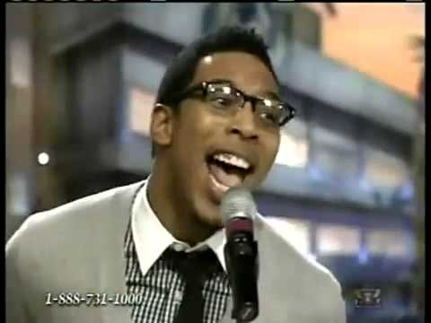 Deitrick Haddon   He's Able Official)