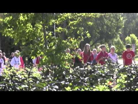 09.23.11 Sullivan Middle School 8th Grade Pilgrimage