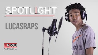 LucasRaps Steps Into The Spotlight With quotLike Mequot