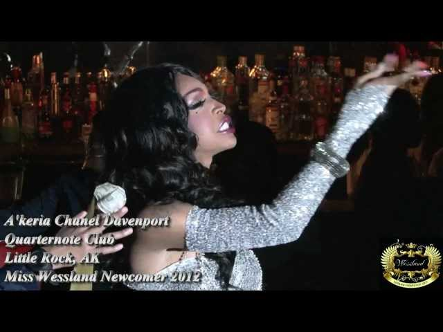 A'keria Chanel Davenport- Rhianna, Remy, Jackie O, Trina Mix