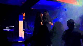 extropic decay - Nachtmystium - Your True Enemy cover live @ golden china 7 11 15