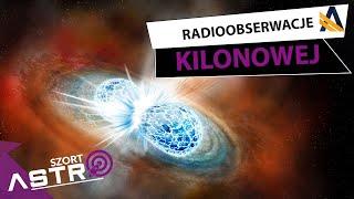 Zderzenie dwóch gwiazd neutronowych obserwowane w Polsce - AstroSzort