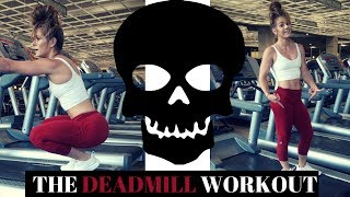 DEADMill & ABS- HIIT TRAINING| Get ready to cry.
