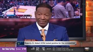 BREAKING: Rudy Gobert has tested positive for coronavirus, NBA has suspended its season