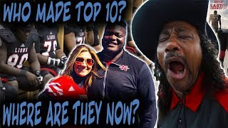 Top 10 Characters From Last Chance U Seasons 1 & 2! Where Are They Now?