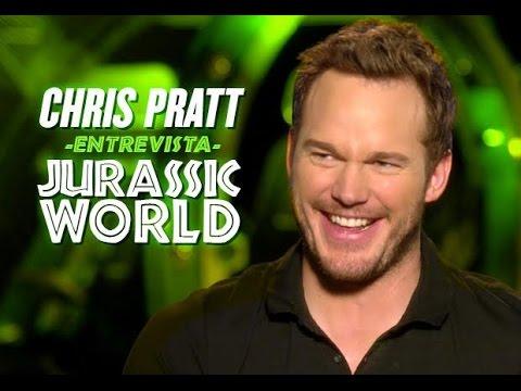 Entrevista a Chris Pratt por Jurassic World