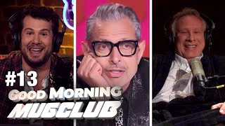Jeff Goldblum Cancelled for Islam Comments?! | Ep #13 Good Morning MugClub