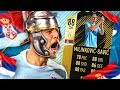 THE BEST CARD IN FIFA?! 88 MILINKOVIC SAVIC SERIE A SQUAD! FIFA 18 ULTIMATE TEAM