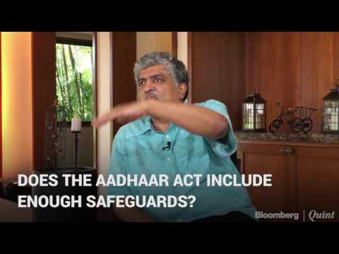 Nandan Nilekani In Defense Of Aadhar