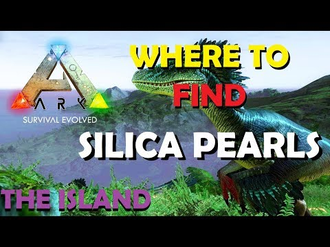 How to silica pearls in ark the island - Myhiton