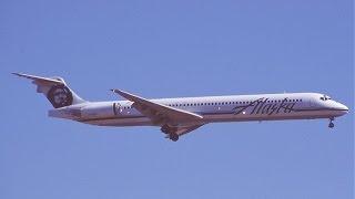 Alaska Airlines Flight 261 ATC Recording
