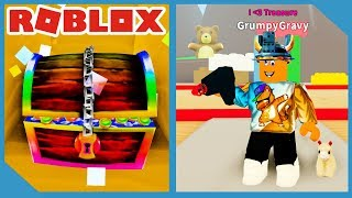 NEW UPDATE! TOY LAND AND 750 REBIRTHS - ROBLOX TREASURE HUNT SIMULATOR