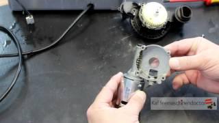 Austausch Saeco Sensor Keramikscheibenmahlwerk
