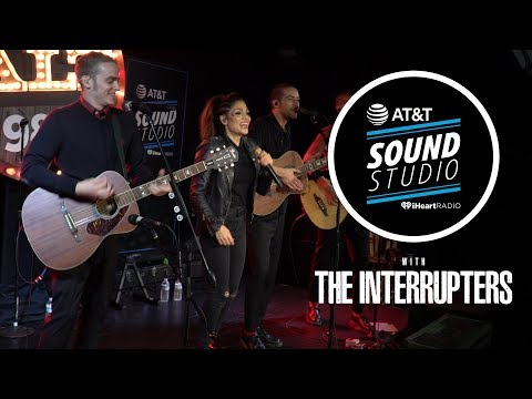 The Interrupters Perform All Acoustic Set Live + Covers Be My Baby