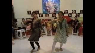 dance aplam chaplam by mitali and nitali