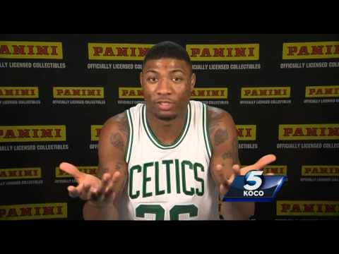 Marcus Smart Interview
