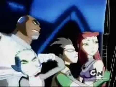 Teen Titans-Animal Billboard Remix :D