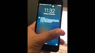 Apple iPhone 6 Screen Freezing problem