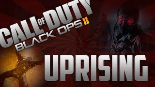 """Black Ops 2 - """"Mob of the Dead Airplane"""" Alcatraz to Golden Gate Bridge Part 1 of 5 """"Gas Tanks"""""""