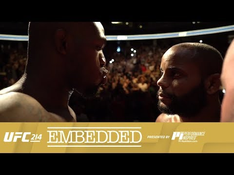 UFC 214 Embedded: Vlog Series - Episode 6