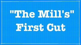 "Homemade Alaskan Chainsaw Mill ""first Cut"" P3"