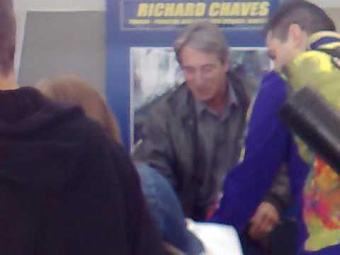 Richard Chaves @ Collectormana Milton Keynes.