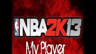 NBA 2k13 PC My Career - The Draft