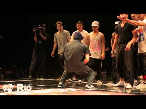 Breakdance Final BATTLE 2012      USA vs Jinjo Crew KOREA _ R16 bboy