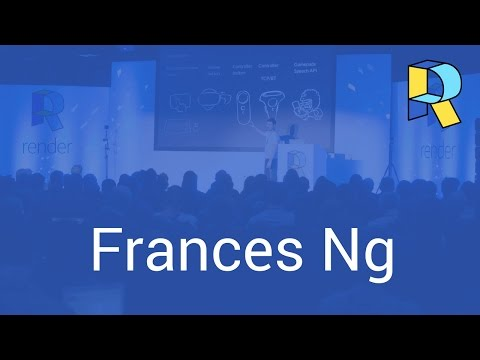 The Awesome Struggles as a Front-End Engineer – Frances Ng | Render 2017
