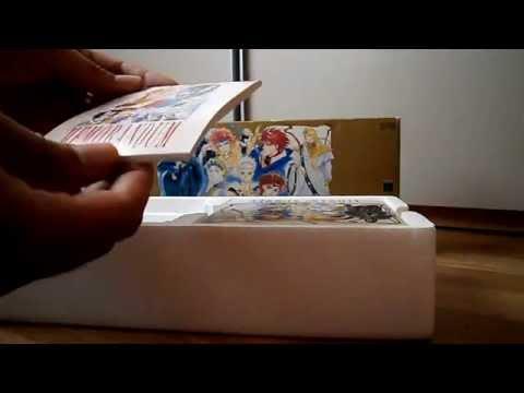 """Edición limitada para SEGA Saturn de: """"Angelique Special Box"""" de la editorial japonesa KOEI"""