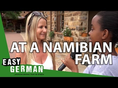 At a Namibian farm | Easy German 140