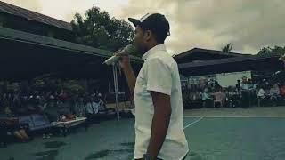 live  (Spanjang sa pu hidup) HUT SMP N 1 Sentani..