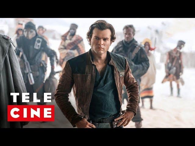 Han Solo: Uma História Star Wars | Trailer | Telecine