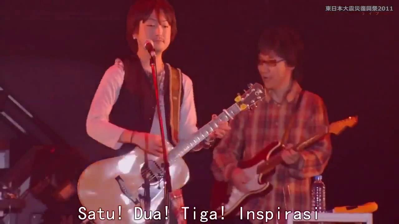 Ikimonogakari Uruwashiki Hito Terjemahan - YouTube