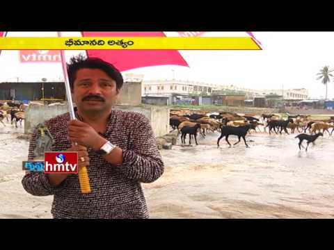 Krishnaveni|History of Krishna River Sub River Tungabhadra River in Mantralayam|EP 6 |HMTV Exclusive