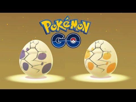 ABRIENDO HUEVOS DE TODOS  LOS KM EN BUSCA DEL BABY! [Pokémon GO-davidpetit]