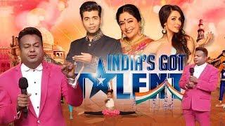Deepak Kalal India's Got Talent - Deepak Is Most Talented