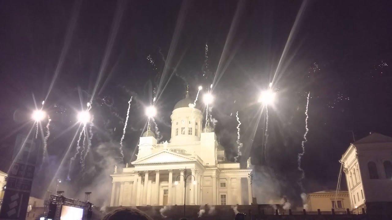 Helsinki Uusi Vuosi